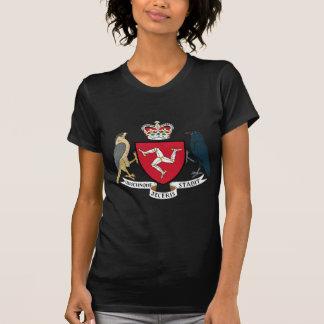 Isle of Man-Wappen - Manx Emblem T-Shirt