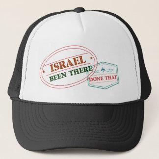 Israel dort getan dem truckerkappe