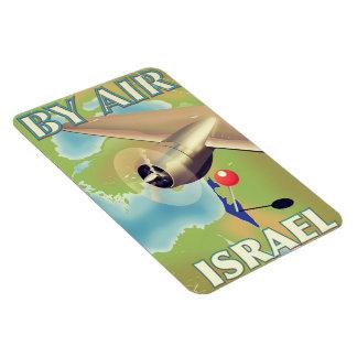 Israel durch Vintages Reiseplakat der Luft Magnet