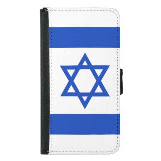 Israel-Flagge Geldbeutel Hülle Für Das Samsung Galaxy S5