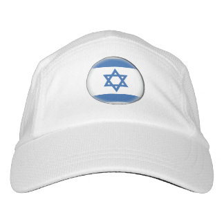 Israel-Flagge Headsweats Kappe