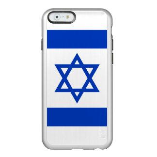 Israel-Flagge Incipio Feather® Shine iPhone 6 Hülle