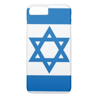 Israel-Flagge iPhone 8 Plus/7 Plus Hülle