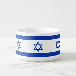 Israel-Flagge Kleine Suppentasse