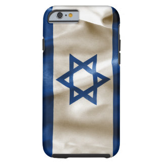 Israel-Flagge Tough iPhone 6 Hülle