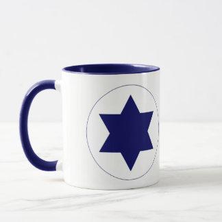 Israel-Luftwaffe Roundel Tasse