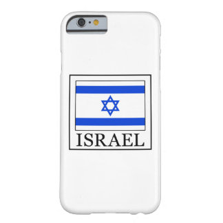 Israel-Telefonkasten Barely There iPhone 6 Hülle