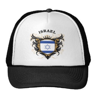 Israel Trucker Mützen