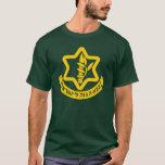 Israelische Streitkräfte - IDF T-Shirt