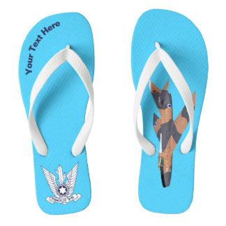 Israelisches SuperMystère Flip Flops