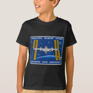 Iss-Crews:  Expedition 42 T-Shirt