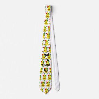Ist 1. April atheistischer Tag Personalisierte Krawatten