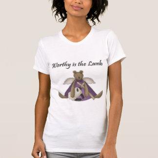 Ist das Lamm angemessen T-Shirt