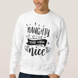 Ist das neue nette frech! WeihnachtsSweatshirt Sweatshirt