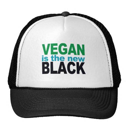 Ist das neue Schwarze vegan Kultkappe