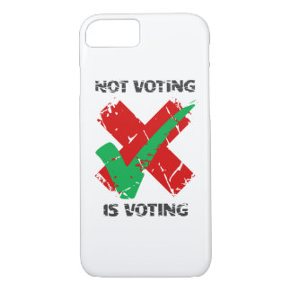 Ist die Abstimmung nicht Abstimmung iPhone 8/7 Hülle