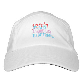 Ist ein guter Tag täglich, zum Transport zu sein - Headsweats Kappe
