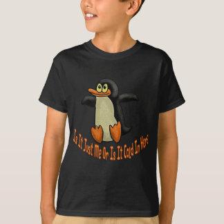 Ist es kalt herein hier T-Shirt