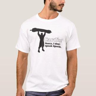 Ist Herz Spanisch? T-Shirt