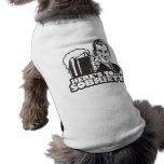 Ist hier zur Nüchternheit Hund T Shirt