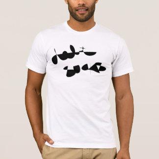 ist zum Kotzen Logot-stück der Schulden T-Shirt