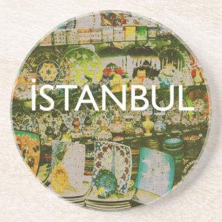 Istanbul Getränkeuntersetzer
