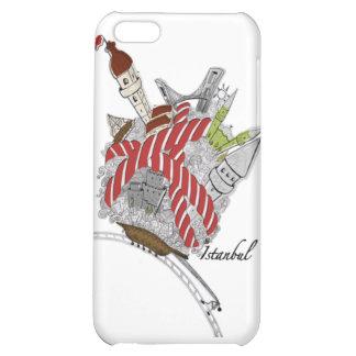 Istanbul-Speck-Kasten iPhone 5C Hüllen