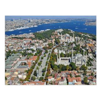 Istanbul - Sultanahmet (Postkarte) Postkarte