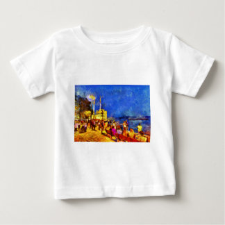 Istanbul Van Gogh Baby T-shirt