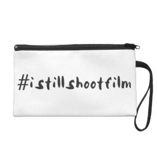 #istillshootfilm Wristlet-Film-Tasche Wristlet
