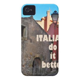 Italians do it better iPhone 4 Case-Mate hülle