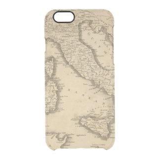 Italien 19 durchsichtige iPhone 6/6S hülle