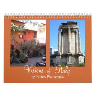 Italien 2018 abreißkalender