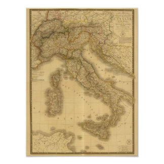 Italien 22 poster
