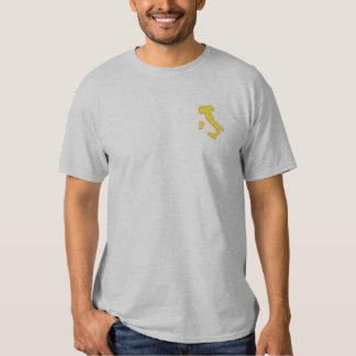 Italien Besticktes T-Shirt