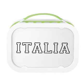 Italien Brotdose