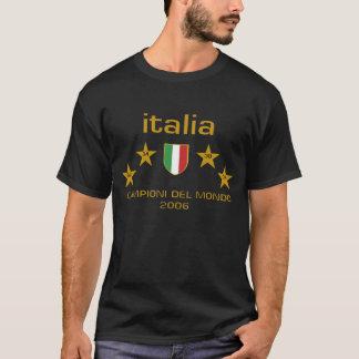 Italien Campioni 4 Anni T-Shirt
