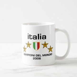 Italien Campioni Del Mondo 2006 - Scudo Kaffeetasse