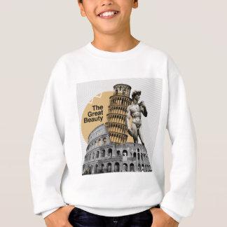 Italien, die große Schönheit Sweatshirt