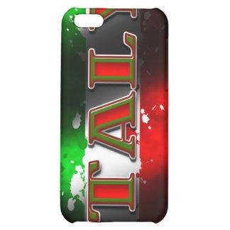 Italien-Flagge Iphone 4 4S Speck-Kasten