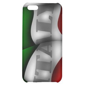 Italien-Flagge Iphone 4/4S Speck-Kasten iPhone 5C Hülle