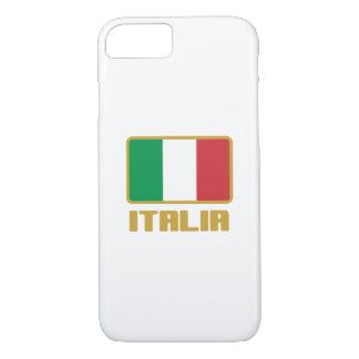Italien-Flagge iPhone 8/7 Hülle
