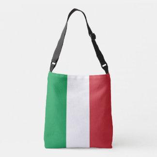 Italien-Flagge Tragetaschen Mit Langen Trägern