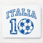 Italien-Fußball Mauspads