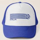 Italien-Fußball Truckerkappe