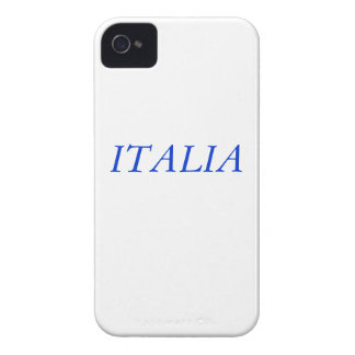 Italien iPhone 4/4S Fall iPhone 4 Case-Mate Hülle