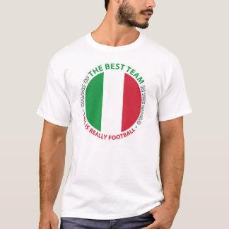 Italien Italy Art Shield T-Shirt