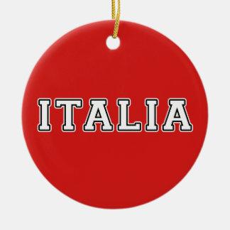 Italien Keramik Ornament