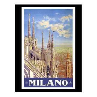 Italien Mailand Assisi Napoli Verona San Remo Postkarte