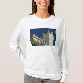 Italien, Malcesine, See Garda, Schloss Scaligero 2 T-Shirt